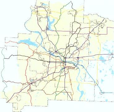 Michael H Schrader PE LITTLE ROCK TRANSIT LOGISTICAL ANALYSIS